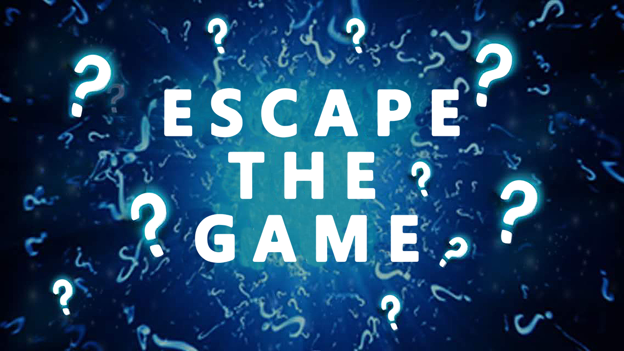 Escape the game - background - logo