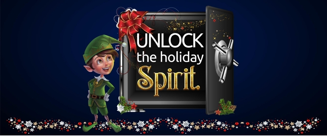 Unlock The Holiday Spirit-Wide